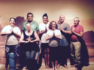 Connected Warriors @ Yoga Source with Ileana Claffey
